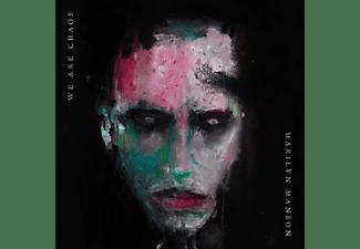Marilyn  Manson - We Are Chaos (Ltd. Edt. + 2 Bonus Tracks - MSG only)  - (CD)