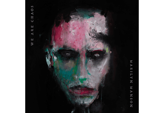 Marilyn Manson - WE ARE CHAOS (LTD RED VINYL/+POSTER/MMS EXKL.)  - (Vinyl)