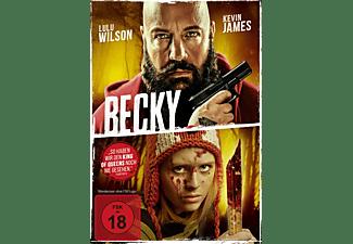 Becky DVD