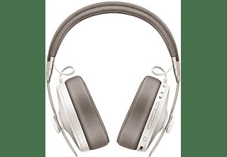 Auriculares inalámbricos - Sennheiser MOMENTUM M3, Bluetooth 5.0, Cancelación de ruido, NFC, Hasta 17h, Blanco