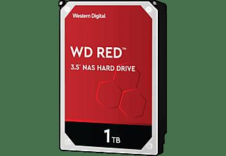 WD Red™ Plus Festplatte Bulk, 1 TB HDD SATA 6 Gbps, 3,5 Zoll, intern
