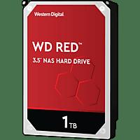 WD Red™ NAS-Festplatte, BULK, 1 TB, HDD, 3,5 Zoll, intern