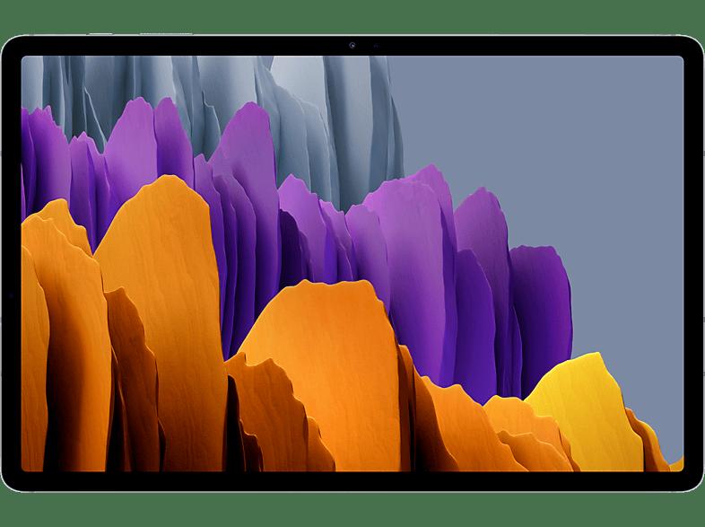 Samsung Galaxy Tab S7+ Wi-Fi Tablet (12.4, 128 GB, Mystic Silver)