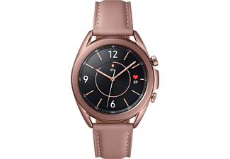 SAMSUNG Galaxy Watch 3 41MM STAAL BRONS