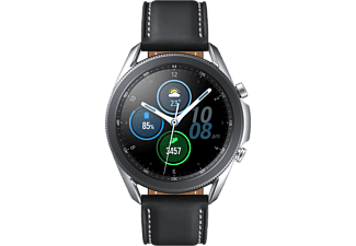 SAMSUNG Galaxy Watch 3 45MM STAAL ZILVER