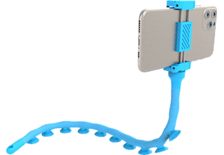 DIGIPOWER EU-DP-SCH-BL OCTOPUS Smartphone Halterung Hellblau