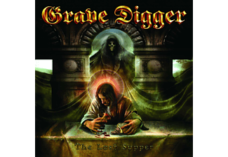 Grave Digger - The Last Supper (Digipak) (CD)