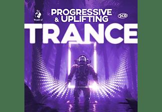 VARIOUS - Progressive And Uplifting Trance  - (CD)