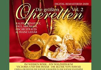 BENATZKY,ABRAHAM,STRAUSS & LEH R - Operetten Tr  ume  - (CD)