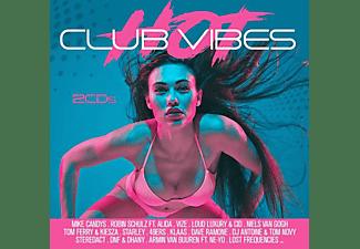VARIOUS - Hot Club Vibes  - (CD)
