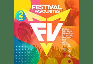 VARIOUS - Festival Favourites  - (CD)