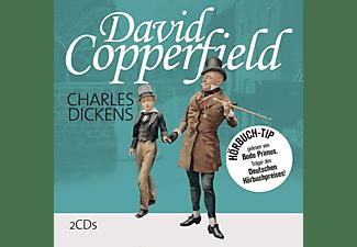 DICKENS, CHARLES  LESER: PRIMUS, BODO - DAVID COPPERFIELD  - (CD)