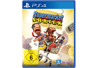 Supermarket Shriek - [PlayStation 4]