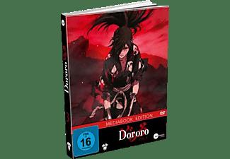 Dororo Vol.3 (Blu-ray) (Limited Mediabook) DVD