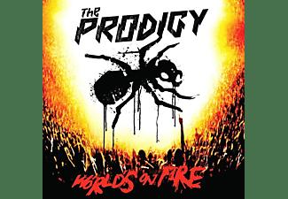 The Prodigy - WORLD S ON FIRE (LIVE AT MILTON KEYNES BOWL/2020)  - (Vinyl)