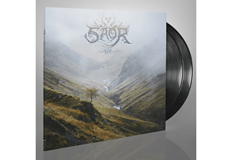 Saor - AURA (GTF/BLACK VINYL-REISSUE)  - (Vinyl)