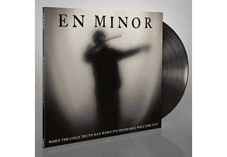 En Minor - WHEN THE COLD TRUTH HAS WORN (LTD.GTF/BLACK VINYL)  - (Vinyl)