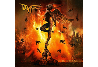 Byfist - IN THE END  - (CD)