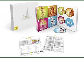 Disney Classics Komplettbox Blu-ray + DVD
