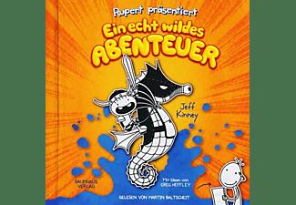 Jeff Kinney - Rupert präsentiert: Ein echt wildes Abenteuer  - (CD)
