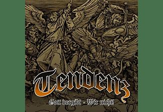 Tendenz - Gott Vergibt-Wir Nicht  - (CD)