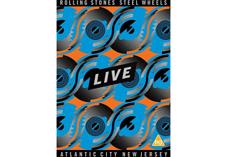 The Rolling Stones - Steel Wheels Live  - (DVD)