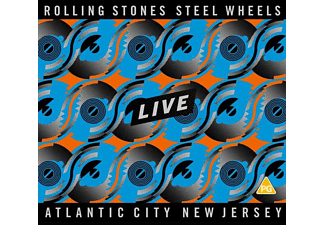 The Rolling Stones - Steel Wheels Live  - (CD + Blu-ray Disc)