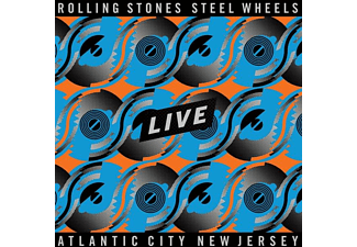 The Rolling Stones - STEEL WHEELS LIVE (ATLANTIC CITY 1989+12)  - (Vinyl)