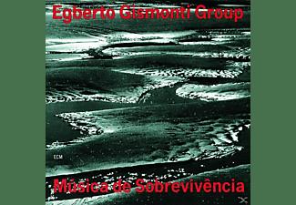 Egberto Gismonti - MUSICA DE SOBREVIVENCIA  - (CD)