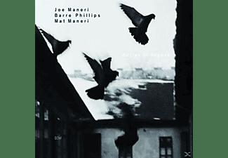 Mat Maneri - Angles Of Repose  - (CD)