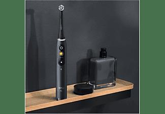 Cepillo Eléctrico - Oral-B, iO 8s  Recargable Con Tecnología De Braun, 1 Mango Negro Con Diseño De Alta Gama
