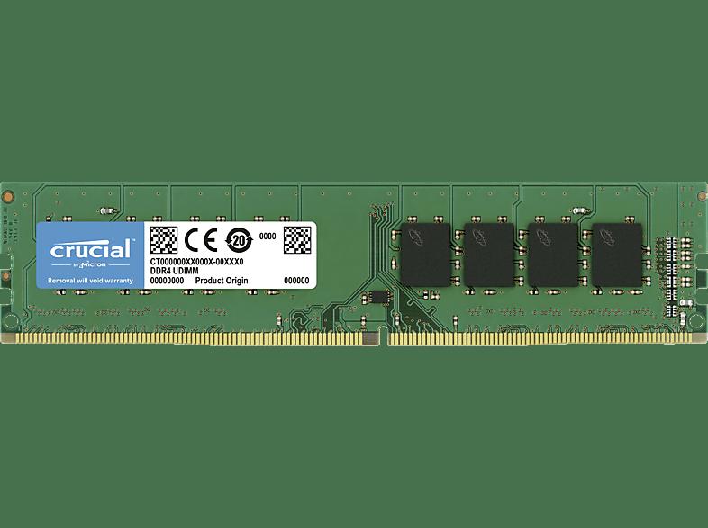 CRUCIAL 2666 MT s DIMM 288pin Arbeitsspeicher 8 GB DDR4
