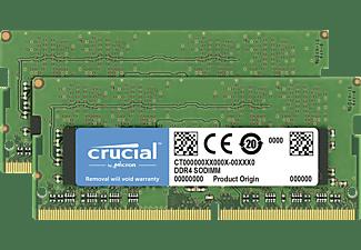CRUCIAL 3200 MT/s  8GBx2 SODIMM 260pin Arbeitsspeicher 16 GB DDR4