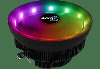 AEROCOOL Core Plus ARGB CPU Kühler, Schwarz
