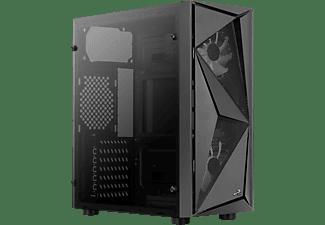 AEROCOOL ACCM-PV22023.11 Glider PC Gehäuse, Schwarz