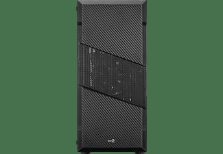 AEROCOOL ACCM-PV20013.11 Menace Saturn FRGB PC Gehäuse, Schwarz