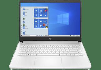 HP Notebook 14s-fq0907ng, R5-4500U, 8GB RAM, 256GB SSD, 14 Zoll FHD, Win10s, Snowflake White (1K1P1EA)