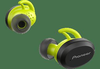 PIONEER SE-E9TW, In-ear Kopfhörer Bluetooth Gelb