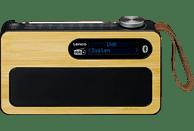 LENCO PDR-040BK Digitalradio, DAB+, FM, Bluetooth, Schwarz