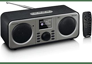 LENCO DAR-030BK Digitalradio, DAB+, FM, Bluetooth, Schwarz