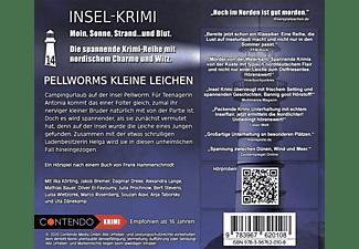 Insel-krimi - Insel-Krimi 14-Pellworms Kleine Leichen  - (CD)