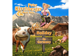 Peter Kirchberger - Holiday In Germany  - (5 Zoll Single CD (2-Track))