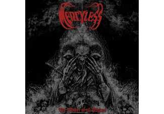 Mercyless - THE MOTHER OF ALL PLAGUES (LIM GTF BLACK VINYL)  - (Vinyl)