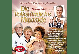 VARIOUS - Die volkstümliche Hitparade:Herbst 2020  - (CD)