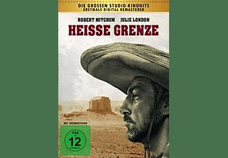 Heiße Grenze - Der Abenteurer vom Rio Grande DVD