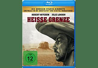 Heiße Grenze - Der Abenteurer vom Rio Grande Blu-ray
