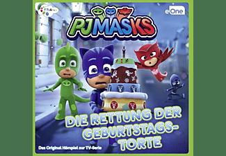 Pj Masks - Die Rettung der Geburtstagstorte-CD Hörspiel  - (CD)