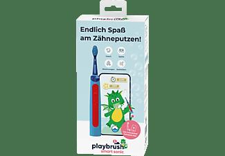 PLAYBRUSH Smart Sonic mit App Elektrische Zahnbürste Blau