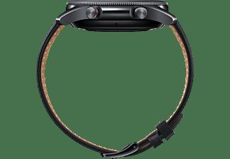 SAMSUNG Galaxy Watch3 Edelstahl 45mm BT, Mystic Black