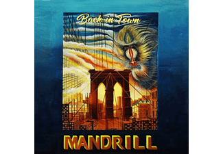 Mandrill - Back In Town  - (CD)